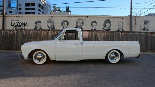 1967 GMC C1500