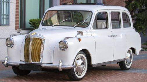 1992 London Taxi
