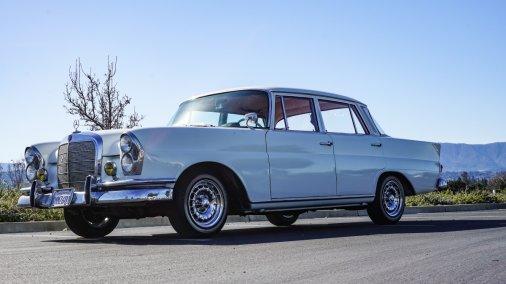 1961 Mercedes-Benz 220B
