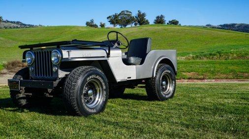 1954 Willys CJ