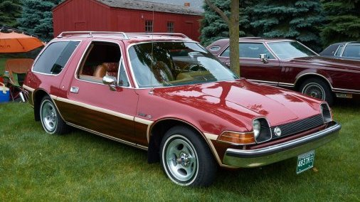 1977 American Motors Pacer wagon