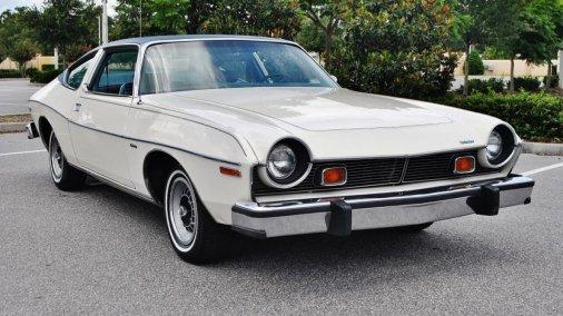 1976 AMC Matador Coupe