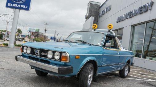 1980 Subaru Brat (Truck)