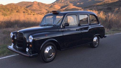1989 London Taxi