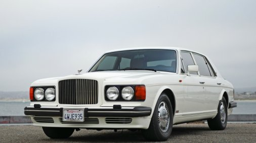 1992 Bentley Turbo RL