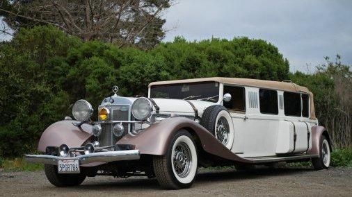 1937 Mercedes-Benz Landaulet Limousine