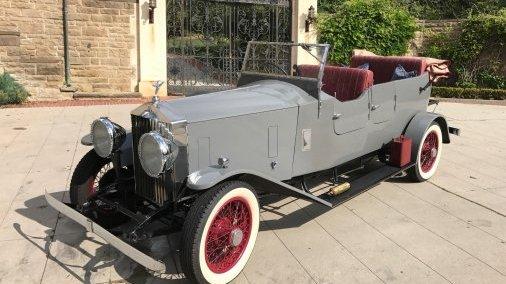 1933 Rolls-Royce 20/25 DROP TOP