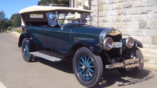 1922 Lincoln L touring