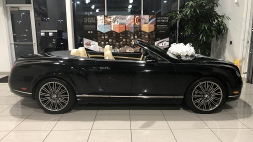2010 Bentley GTC SPEED