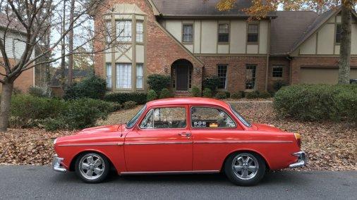 1965 Volkswagen Notchback