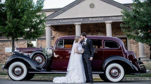 1937 Packard 138CD Limousine