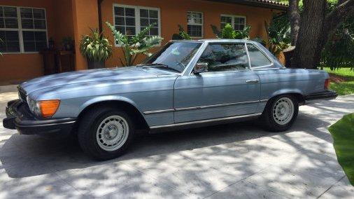1985 Mercedes-Benz SL