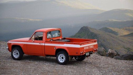 1975 Mazda Rotary Pickup
