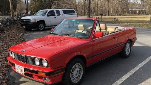 1993 BMW 325iC (e30)