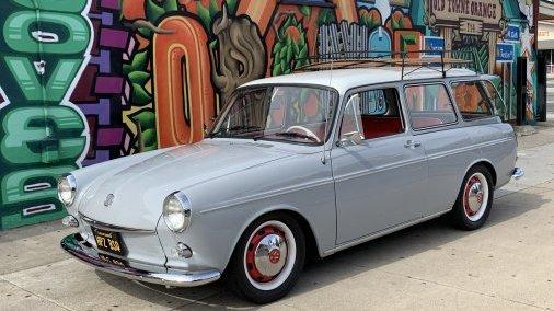 1968 Volkswagen Squareback