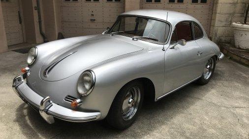 1960 Porsche 356B (T5)