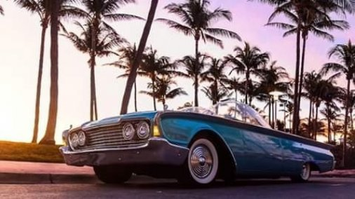1960 Ford Spaceliner Concept