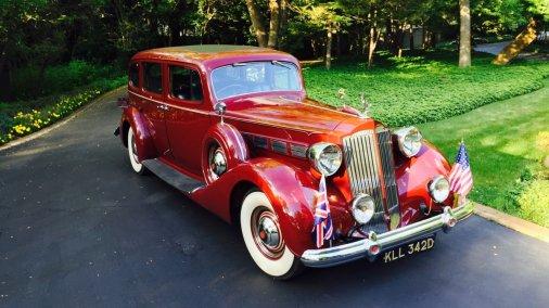 1937 Packard Super Eight-Series 1502