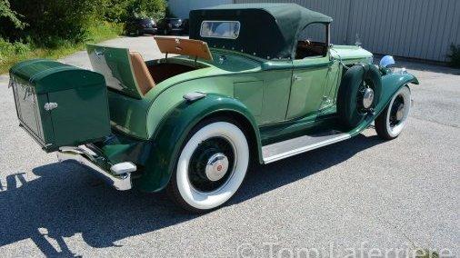 1931 Studebaker President Eight Model 80