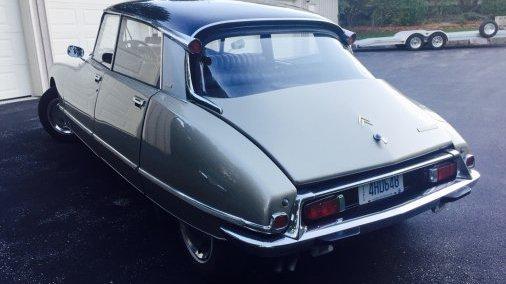 1972 Citroen DS Pallas