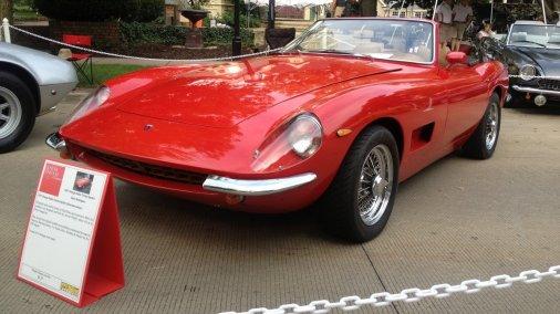 1967 Intermeccanica Italia Spyder