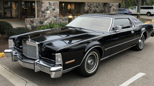 1974 Lincoln Continental Mk IV