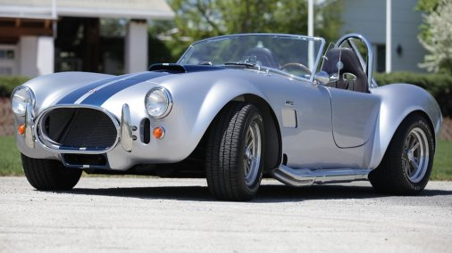1965 Shelby Cobra Tribute