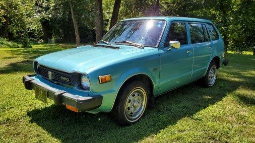 1978 Honda Civic CVCC