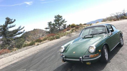 1968 Porsche 911 2.0Lr