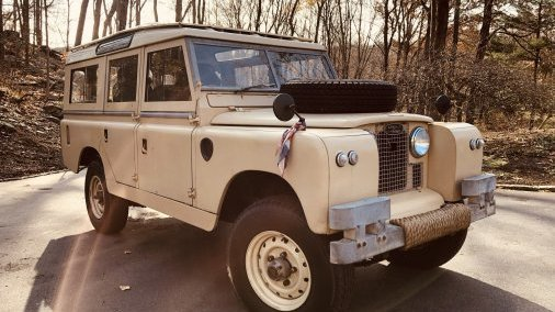 1967 Land Rover Series IIA 109