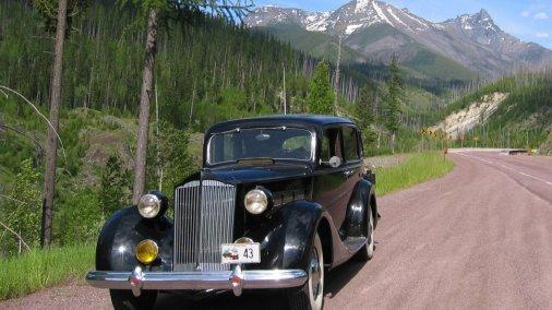 1937 Packard Super Eight-Series 1500