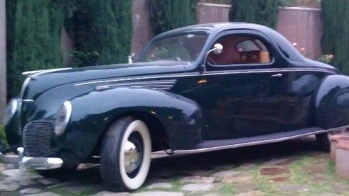 1938 Lincoln  Zephyr