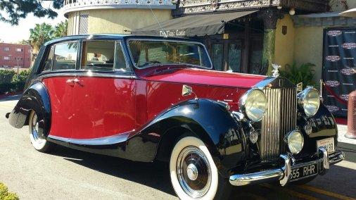 1952 Rolls-Royce Silver Wraith