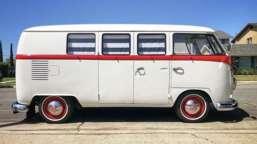 1967 Volkswagon  Bus