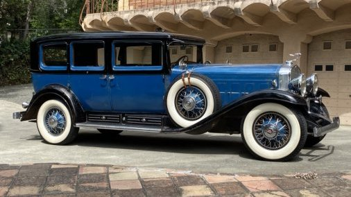 1931 Cadillac V-16 Limousine