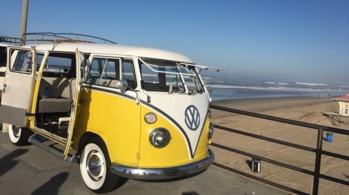 1967 Volkswagen Transporter Deluxe Microbus