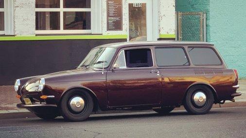 1965 Volkswagen Type 3 Squareback