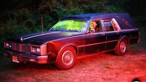 1989 Oldsmobile Hearse Custom Cruiser Wagon