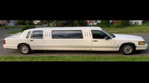 1994 Lincoln Town Car Limousine