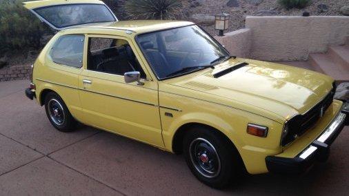 1979 Honda Civic CVCC