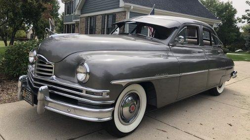 1950 Packard  Super