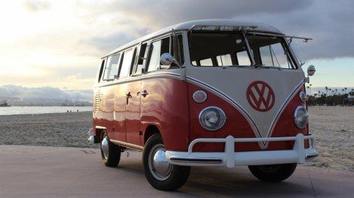 1964 Volkswagen Transporter