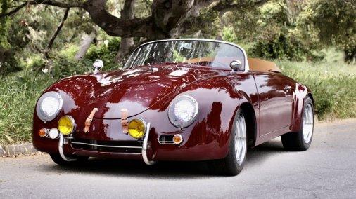 1958 Porsche 356 Outlaw