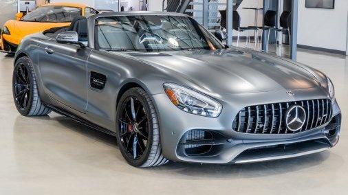 2018 Mercedes-Benz GT Roadster
