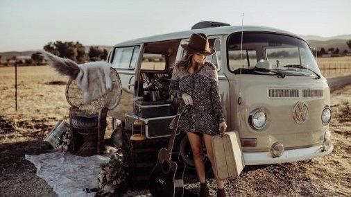1971 Volkswagen Transporter (Van)