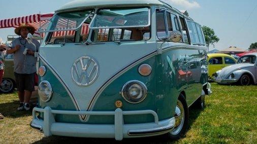 1964 Volkswagen Samba