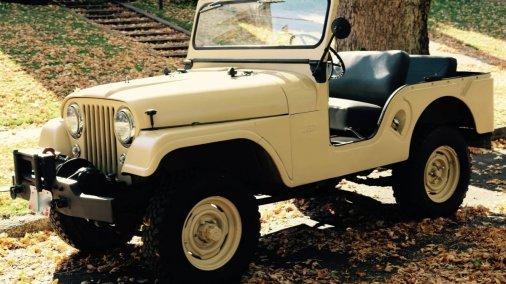1955 Willys-Jeep CJ-5
