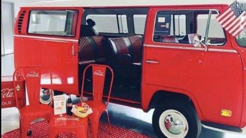 1970 Volkswagen Transporter (Van)