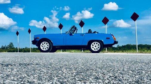 1979 MG Midget MK4 1500