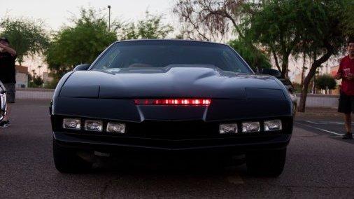 1989 Pontiac KITT Replica